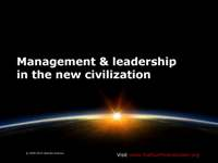 management and leadership slides