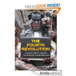 Fourth Revolution book Kindle version