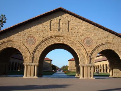 An institution under siege: University; here, Stanford campus