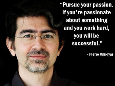 work and passion