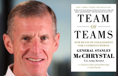 Stanley McChrystal - team of teams