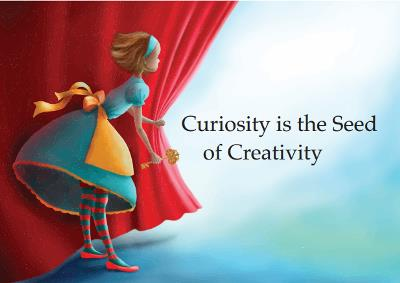 curiosity-creativity