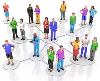 people-in-networks